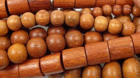 Bayong Wood Beads