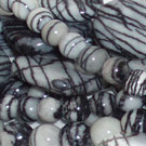 Black Veined Jasper