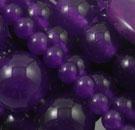 Jade (Purple) Dyed