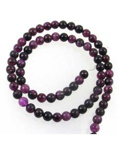 Lepidolite 6mm Round Beads