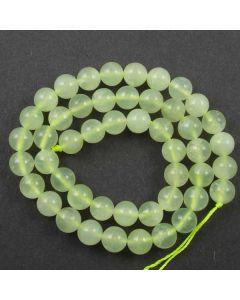 New Jade 8mm Beads