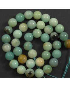 Chinese Amazonite (Multi-colour) 10mm Round Beads