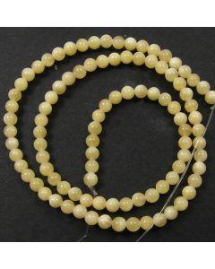 Ambronite 4mm Round Beads