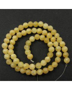 Ambronite 6mm Round Beads