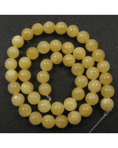Ambronite 8mm Round Beads