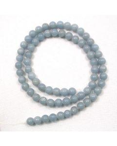 Angelite 6mm Round Beads