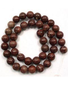 Apache Jasper 10mm Round Beads