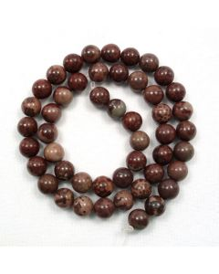Apache Jasper 8mm Round Beads