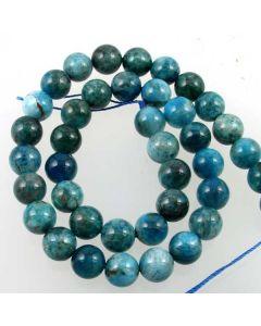 Apatite 10mm Round Beads