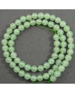 Green Aventurine 6mm Round Beads