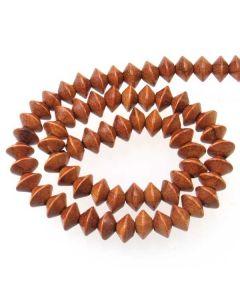 Bayong Saucer Wood Beads