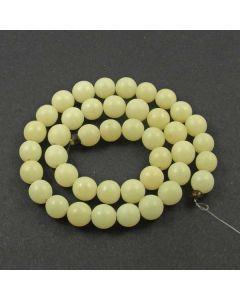 Buri 10mm (approx) Round Beads