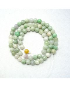 Jade 5.5mm (approx) Round Beads