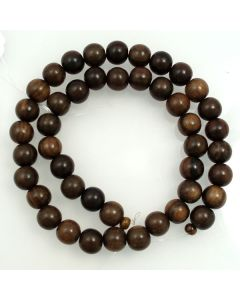 Tiger Kamagong Beads