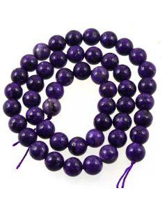 Charoite Beads 8mm
