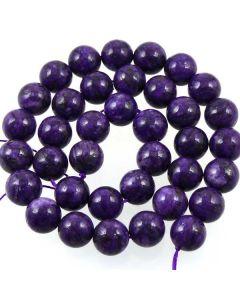 Charoite 10mm beads