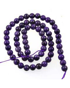 Charoite 6mm beads