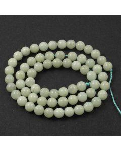 Chinese Amazonite 6mm Round Beads