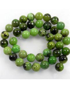 Chrysoprase 10mm Round Beads