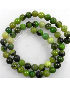 Chrysoprase 8mm Round Beads