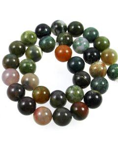 Fancy Jasper 12mm Round Beads