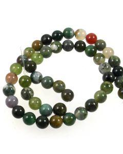 Fancy Jasper 8mm Round Beads
