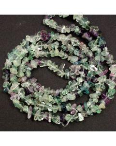 Fluorite 5x8mm Chip Beads