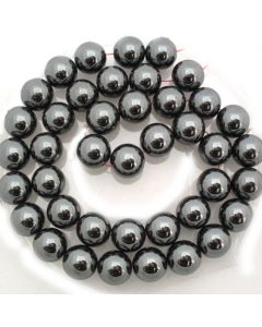 Hematite 10mm Round Beads