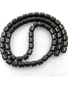 Hematite 6mm Drum Beads