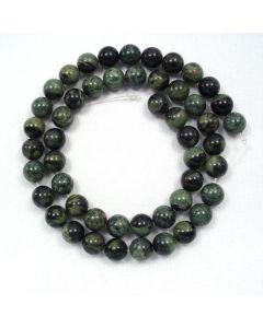 Kambaba Jasper 8-8.5mm Round Beads