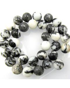 Mexican Jasper 12mm round beads
