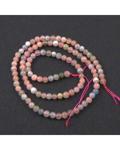 Beryl 4mm beads