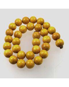 Nangka 12mm approx. Round Beads