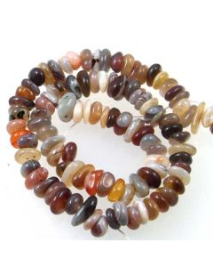 Botswana Agate 8x10mm (approx) Nugget Beads