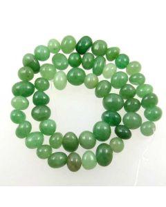 Green Aventurine 10x7mm (approx) Nugget Beads