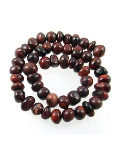 Red Tigereye 8-12mm (approx) Nugget Beads