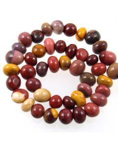 Mookaite Nugget beads