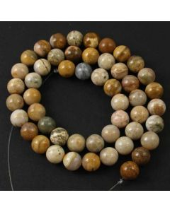 Ocean Agate Beads
