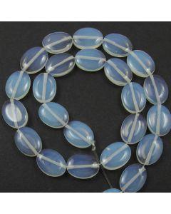 Opalite 12x16mm Oval Beads