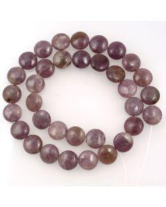 Plum Jade Beads