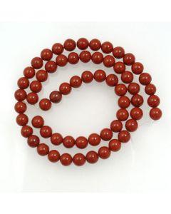 Red Jasper Beads