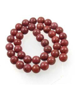 Rhodonite 10mm Beads