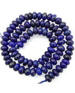 Lapis Lazuli Rondelle Beads