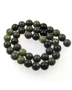 Russian Serpentine 10mm Round Beads