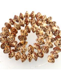 Salwag 10x6mm (approx) Saucer Beads