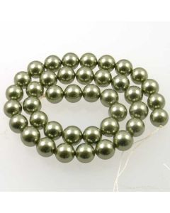Shell Pearl Green 10mm