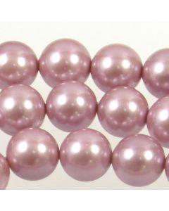 Lilac Shell Pearls
