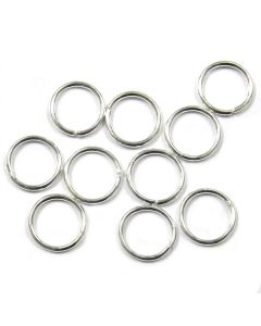 Sterling Silver Open Jump Ring 03