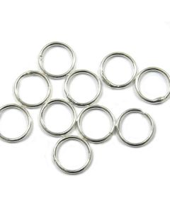 Sterling Silver Jump Ring 6