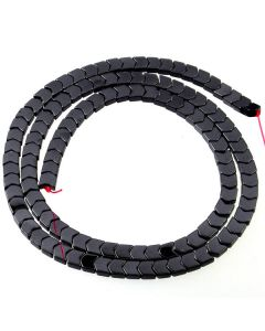 Hematite 4mm Flat Arrow Beads